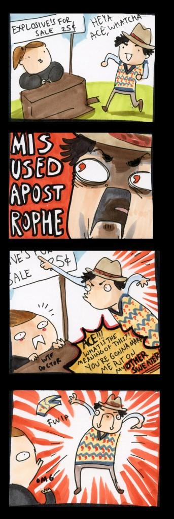 apostrophe's