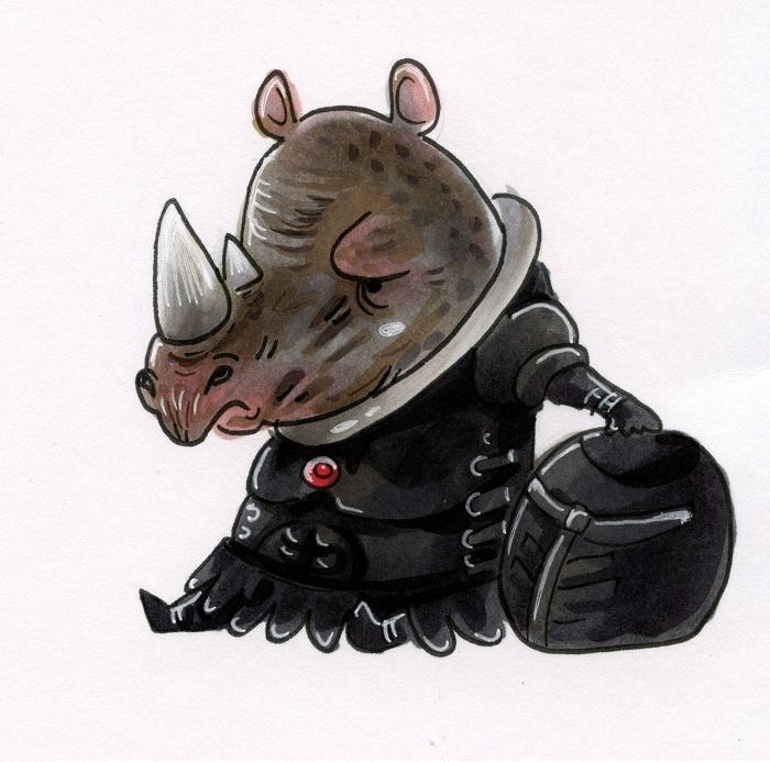 51 Days of Doctor Who: Judoon