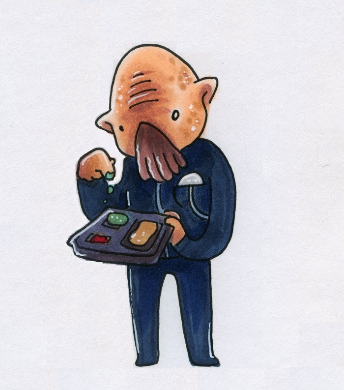 51 Days of Doctor Who: Ood